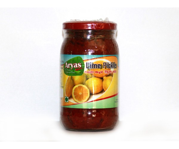 LIME PICKLE 400GM