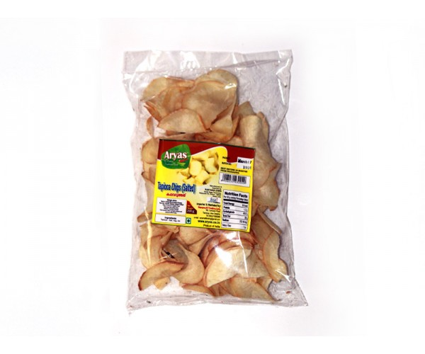 Tapioca chips(Salted)